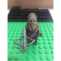 Star Wars Chewbacca Chubaca Force Awakens Compatible Lego