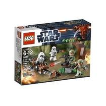Lego Star Wars Endor Rebel Trooper E Imperial Trooper 9489