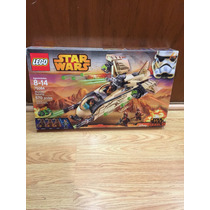 Lego Star Wars Nave Wookiee 75084