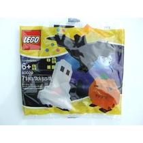 Lego Temporada De Halloween Mini Figure Set # 40020 Calabaza