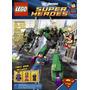 Tb Lego Super Heroes Superman Vs Power Armor Lex 6862
