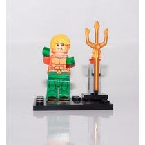 Figura Lego, Dc Comics, Aquaman
