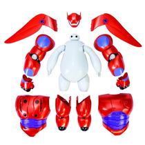Figura De Accion Trasformable Big Hero 6 Grandes Heroes Baym