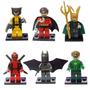 Figuras Compatibles Con Lego Superheroes (batma, Deadpool...