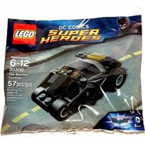 Lego Super Heroes The Batman Tumbler Modelo 30300