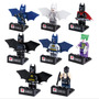 Figuras Compatibles Con Lego De Batman (trajes)