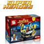 Set De Sy Lego Marvel Avengers: Iron Man Suit-up Gantry