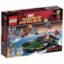 Lego Super Heroes Iron Man Extremis Sea Port Battle 76006