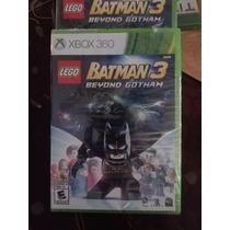 Remate Lego Batman 3, Xbox 360, Nuevo, Sellado