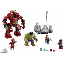 Lego Star Wars 76031: El Golpe Demoledor De Hulk