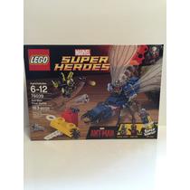 Lego Ant-man Final Battle 76039 De 183 Piezas