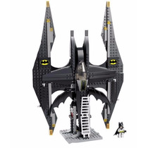 Batman Batwing & Joker Compatible Lego