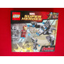 Marvel Lego: Iron Man Vs Ultron 76029 Age Of Ultron Nuevo!