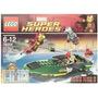 Lego Super Heroes Iron Man Extremis Sea Port Batalla (76006)
