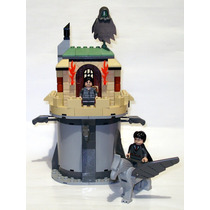 Lego Harry Potter Sirius Black´s Escape Set 4753 Completo