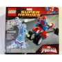 Lego Marvel Super Heroes Spiderman Nuevo