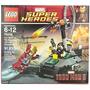 Lego Super Heroes Iron Man Vs El Mandarín Último Arreglo (76