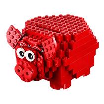 Lego Alcancia 40155 Cerdito Cochino Legobricksrfun