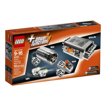 Lego Technic Power Functions Motor Modelo 8293