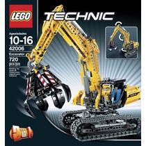 Grua Technic Lego Item 6025048 720 Piezas