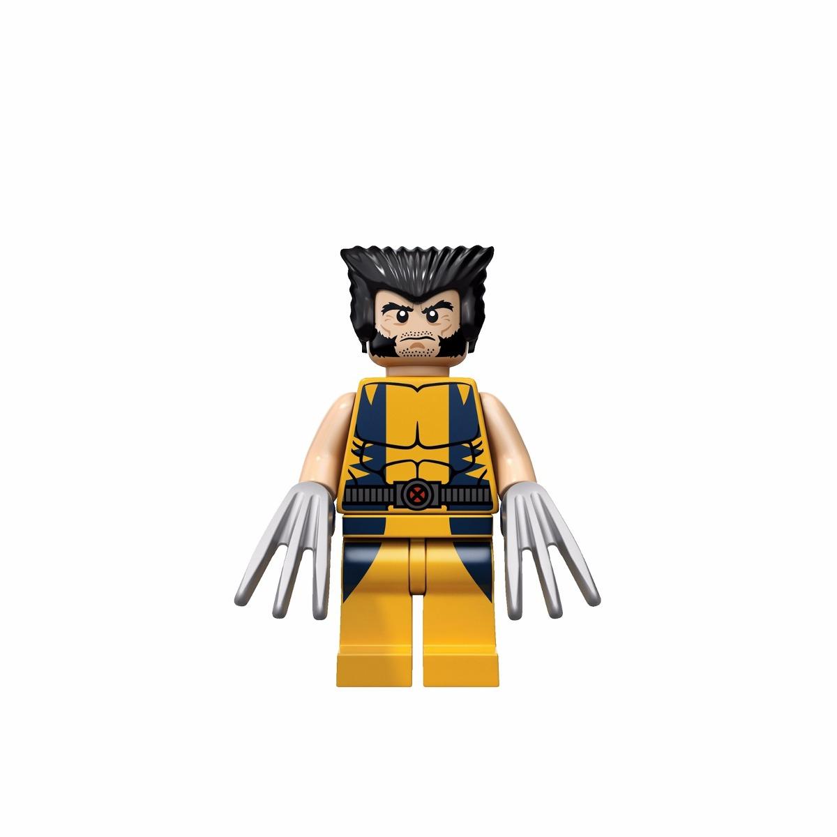 decoracao festa wolverine : decoracao festa wolverine:Lego Wolverine 6866 Super Heroes Nuevo Legobricksrfun – $ 390.00 en