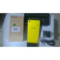 Lenovo K3 Note Pantalla5.5 16gb Camara 13 Mpx Nuevo Libre