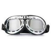 Goggles Piloto Aviador Motos Retro Steampunkvintag