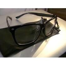 Armazon Retro Vintage Nerd Color Negro Mica Clara Mn4$