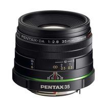 Ituxs | Lente Pentax Da 35mm F2.8 Macro Nuevo I Envio Gratis