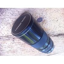 Lente Soligor 70-210mm C/d Excelentes Condiciones!