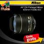 Lente Nikon Nikkor Af Dx Fisheye 10.5mm F2.8g - Envio Gratis