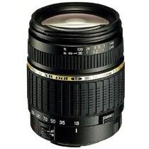 Lente Objetivo Telefoto Tamron 18-200 Af Para Canon Dsr Hm4