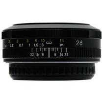 Lente Voigtlander 28mm F/2.8 Color Skopar Sl Ii Para Canon