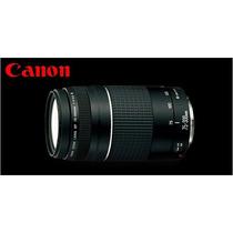 Canon® Lente 75-300 Mm F/4-5.6 Para T5i T6i T6s 7d