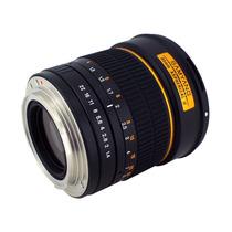 Nuevo Lente Retrato Samyang Sy85m-c 85mm F1.4 P/ Canon Hm4