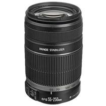 Lente Canon Ef-s 55-250mm F/4-5.6 Is Ii Telefoto Zoom Reflex