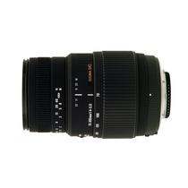 Sigma 70-300mm F-4-5.6 Sld Dg Macro Lens Nikon Digital Slr