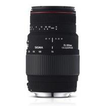 Lente Sigma 70-300mm F/4-5.6 Dg Apo Telefoto Zoom P Sony Op4