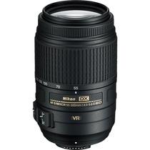 Lente Nikon Af-s 55-300mm F/4.5-5.6g Ed Vr Lente Zoom