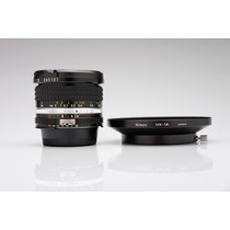 Lente Nikon 20mm 2.8 Ais Gran Angular Excelente