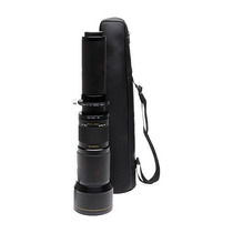 Telefoto Rokinon 650-2600mm Hd P/ Camara Sony Nex Mn4