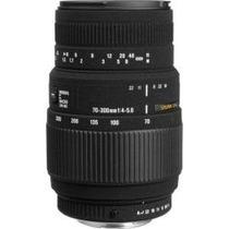 Lente Telefoto Sigma 70-300mm F/4-5.6 Dg Macro Telephoto Hm4
