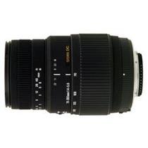 Lente Telefoto Sigma 70-300mm F/4-5.6 Dg Os Sld P/ Canon Mn4