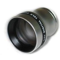Lente Telefoto 4x Bower 37mm P/ Video Camara Nuevo Hm4