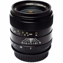 Lente Mitakon Zhongyi Creator 35mm F/2 Para Camara Canon