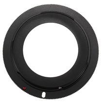 Adaptador M42-eos Lentes De Rosca En Canon, Enfoque Infinito
