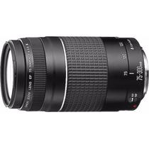 Lente Canon Zoom F 4-5,6 Iii Usado