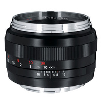 Zeiss Planar T* 50mm F1.4 Ze Lente Ef Para Canon Eos Dslr