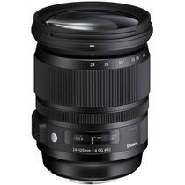Sigma Lente 24-105mm F/4 Dg Os Hsm Art Para Canon