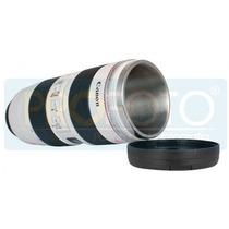 Vaso De Lente Canon Ef 70-200mm F/2.8 L Is Acero Inoxidable
